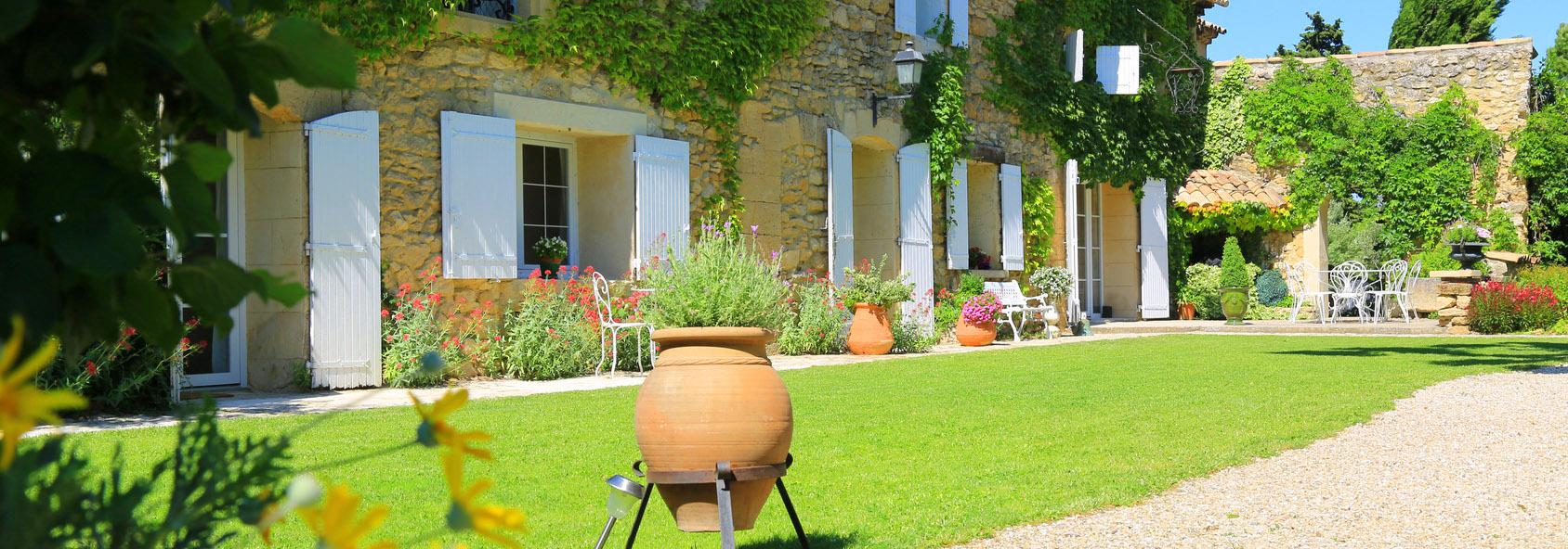 realizzazione giardino villa storica